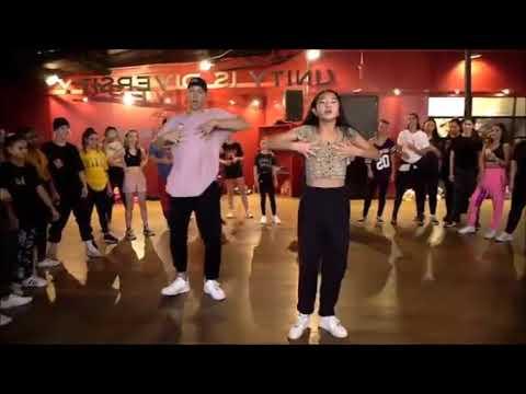 Selena Gomez - Lose You To Love Me Dance | Matt Steffanina & Nicole (STEFF Remix) (Mirrored)