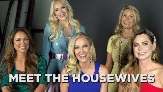 "Meet the cast of ""Real Housewives of Dallas"" for Season 4"