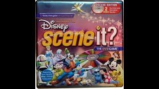 Disney Scene It? Exhibition Game (Part 1)