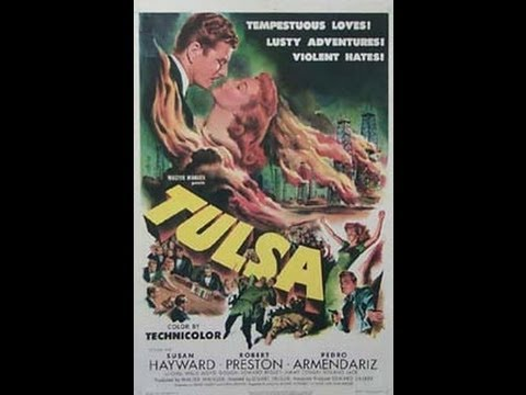 TULSA (TULSA, 1949, Full movie, Spanish, Cinetel)