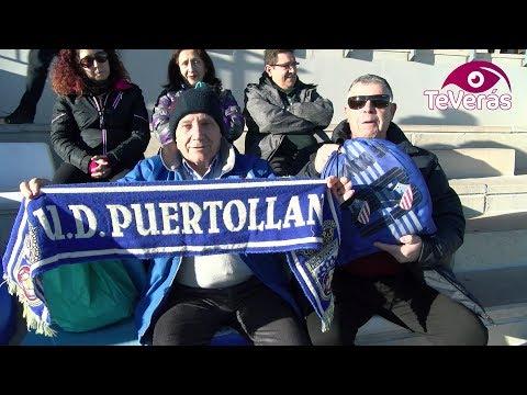 Crónica y ambiente Atlético Puertollano 0 Calvo Sotelo 1