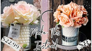 👏Save Your Money! How To Make A Pearl Decor! Under $ 8! Easy to make Pearl Decor! Under $ 8👏