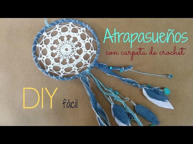 Cómo hacer Atrapasueños a crochet? Videos tutoriales y patrones ...