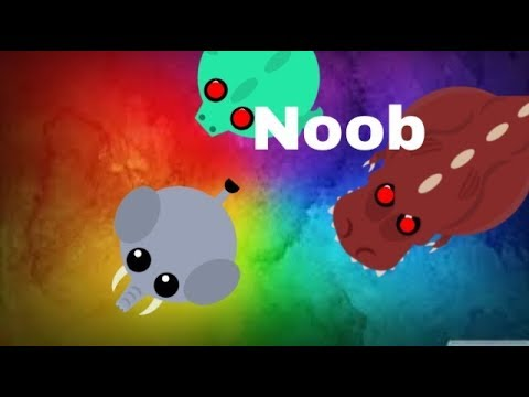Mope.io Welcome To My Channel // Elephant Slap Montage //