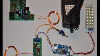 Wireless Power Transfer Diy Electronics Kit Introduction Video
