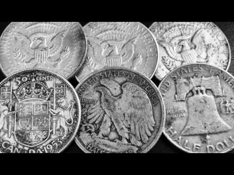 Biggest Silver Score To Date! Epic Half Dollar Bank Bag Hunting! Coin Roll Hunting Part 1