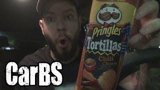 CarBS - Pringles Tortillas Chili Cheese