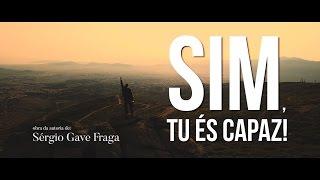 capa de Sim, Tu És Capaz! de Sérgio Gave Fraga
