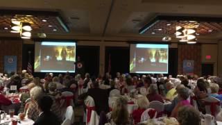 Fire Chief Scott Freitag talks about Arizona Wildfires to Republican Women