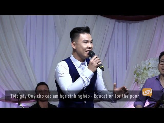 TIN DIA PHUONG Tiệc gây quỹ cho học sinh nghèo 2019 10 17