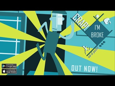 Crap! I'm Broke: Out of Pocket - Launch Trailer