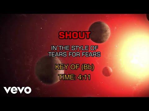 Tears For Fears - Shout (Karaoke)