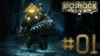 #01-Zagrajmy w BioShock 2 - Podwodne Miasto Rapture HD