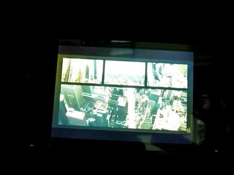 LG GW620 H.264 Video Playback Test