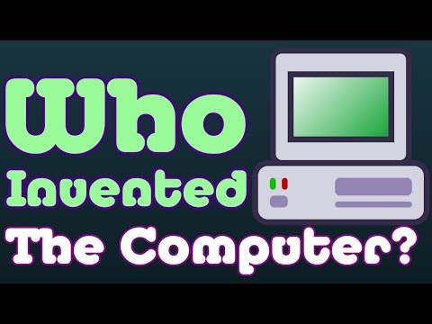 Who Invented The Computer? (Special Episode)