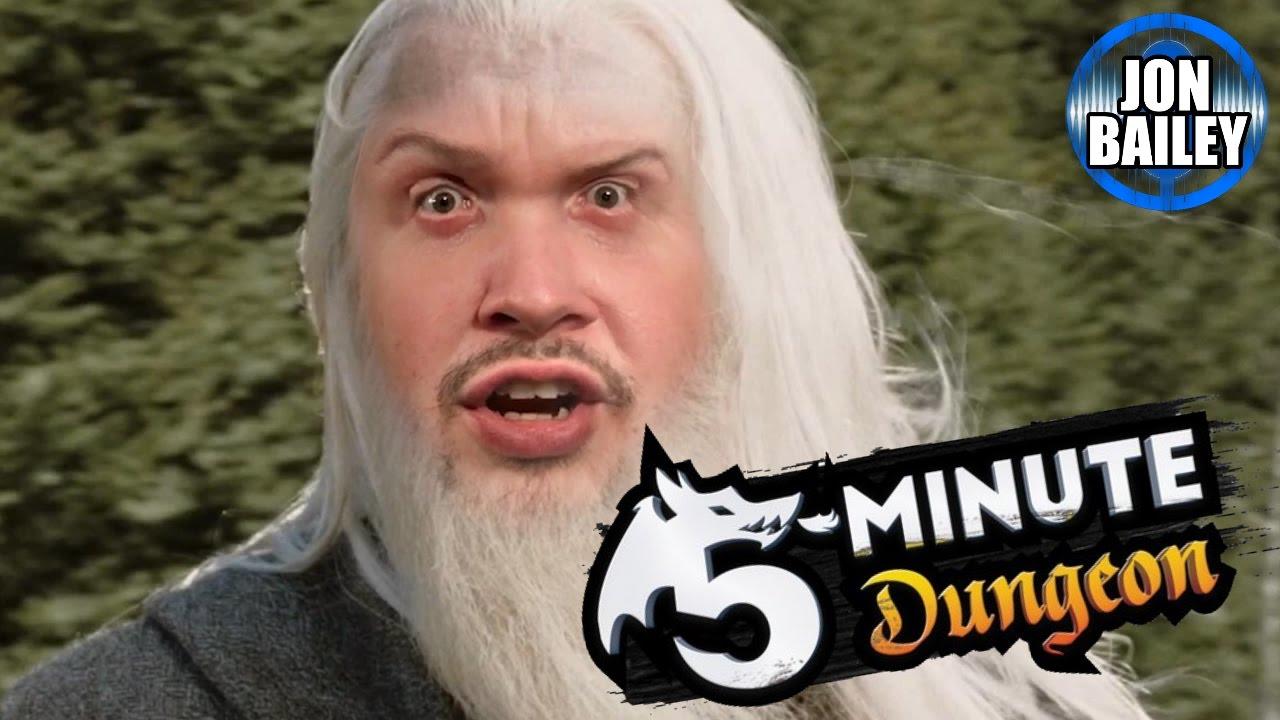 5 Minute Dungeon Epic Voice Stuff