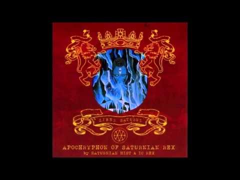 Saturnian Mist & IC Rex - Liber Saturni: Apochryphon Of Saturnian Rex (2015) (Black Metal)