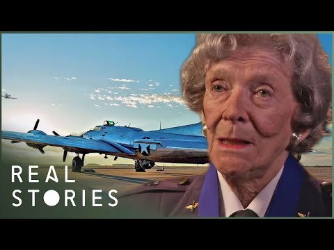 Flying Dreams: Women Airforce Pilots of WWII (Extraordinary People Documentary)   Real Stories