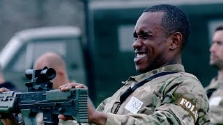 Punishing rifle hold - Special Forces: Ultimate Hell Week - Episode 2 Preview - BBC Two