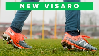 BETTER THAN THE BEST BOOT OF 2015? Visaro 2 Play Test