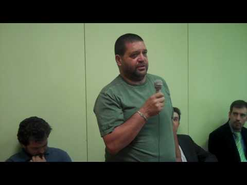 Fernando LASAOSA en el III Iniciador ARAGON
