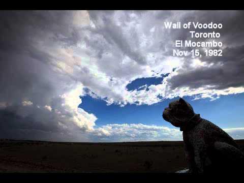 Wall of Voodoo -- live -- El Mocambo, Toronto, ON -- Nov 15 1982  Part 1 of 2