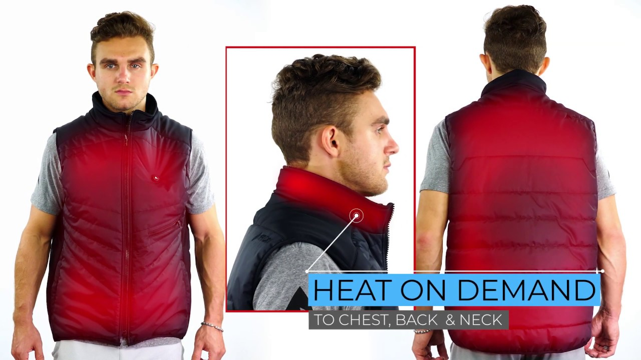 Pro Heated Vest (Small) video thumbnail
