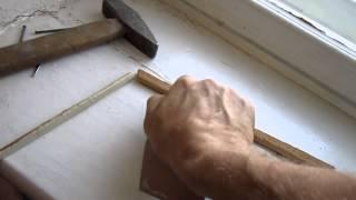 Выравнивание внутреннего угла шпатлёвкой.(, 2012-12-18T13:04:48.000Z)