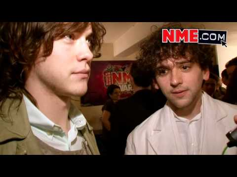 Shockwaves NME Awards 2009 - MGMT - Best New Band