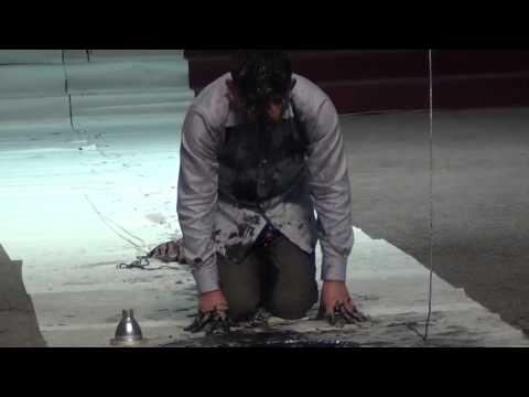Jian Jun Xi Performance, Prayer, Guangzhou, China, 2012