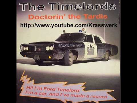 """The Timelords - Doctorin' the Tardis (12"""" Mix)"""