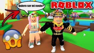 SUBSCRIBER WANTS TO BE MY 😱 GIRLFRIEND - ROLEPLAY ROBLOX