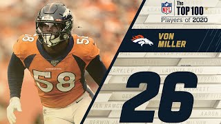 #26: Von Miller (LB, Broncos) | Top 100 NFL Players of 2020