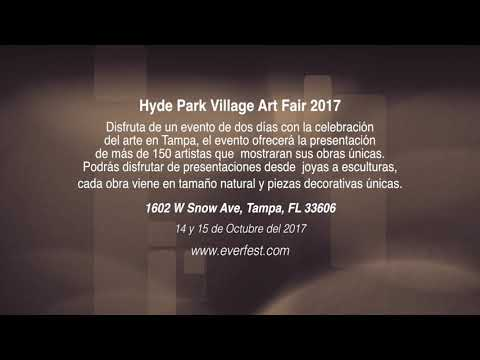Hyde Park Village Art Fair 2017