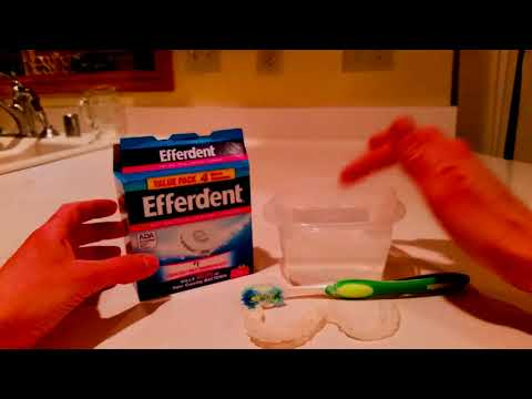 How to Clean and Remove Calcium Deposits and Stains From Clear Retainers
