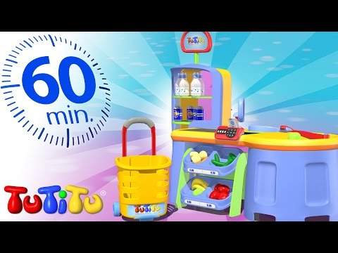 TuTiTu Specials | Super Market Toys | And Other Popular Toys For Children | 1 HOUR Special