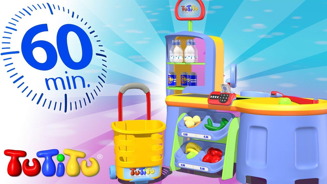 TuTiTu Specials Super Market Toys