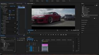 Widescreen Bars Tutorial on Adobe Premiere Pro and After Effects in less than 60 seconds