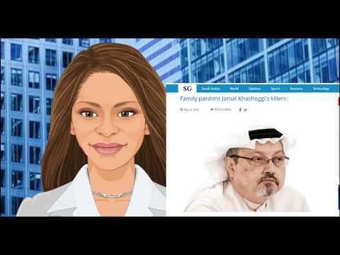 Family pardons Jamal Khashoggi's killers :Saudi Gazette report