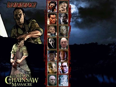01 Leatherface Terrordrome Modo Historia