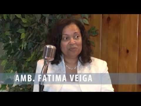 NobidadeTV - Ambassador Fatima Veiga's farewell soiree - Rhode Island