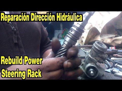Reparación dirección hidráulica