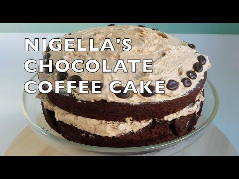 Nigella's Chocolate Coffee Cake