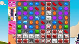 Candy Crush saga level 689 No Boosters 3 stars