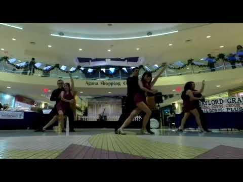 Guam Latin Dance Agana Performance