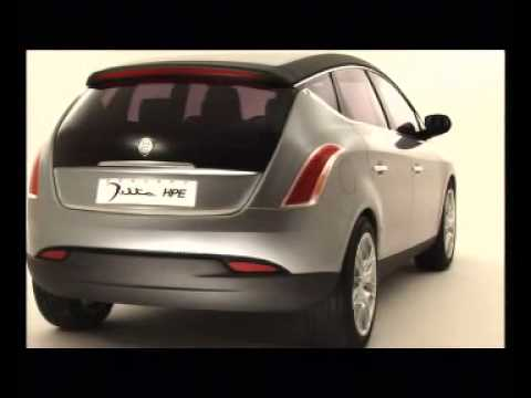 2007 Lancia Delta HPE Concept promotional video - YouTube