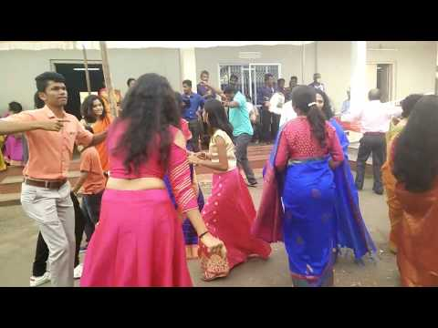 Valaga Kodava Dance in a marriage in Madikeri Coorg