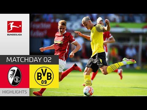 Freiburg Borussia Dortmund Goals And Highlights