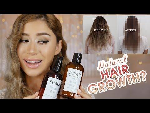 HEALTHIER HAIR GROWTH? | Pump Hair Care Australia Review