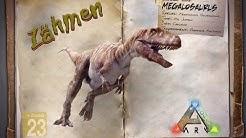 ARK: Survival Evolved [GUIDE/Deutsch] ** Megalosaurus zähmen **